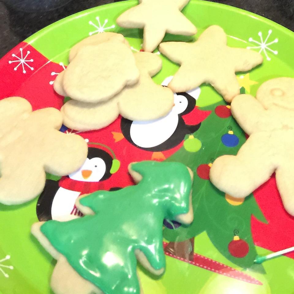 Sandy's Super Sugar Cookies