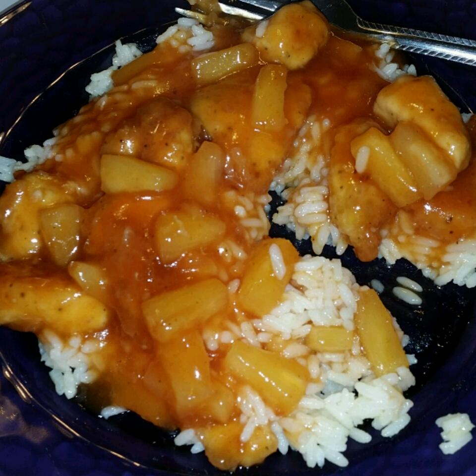 Kid-Approved Sweet and Sour Chicken Sauce