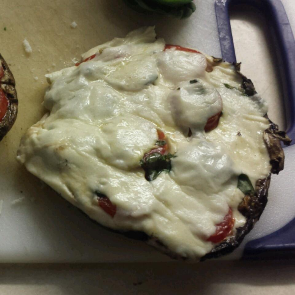 Gluten-Free Portobello Pizza User