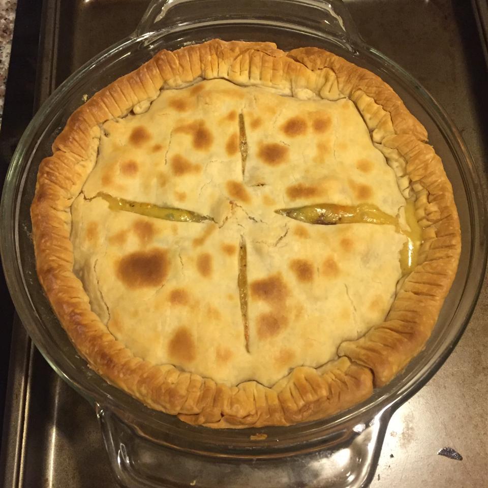 Fast and Easy Turkey Pot Pie SBond