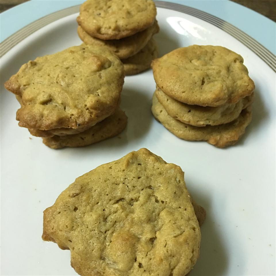 Oatmeal Peanut Butter Cookies kari