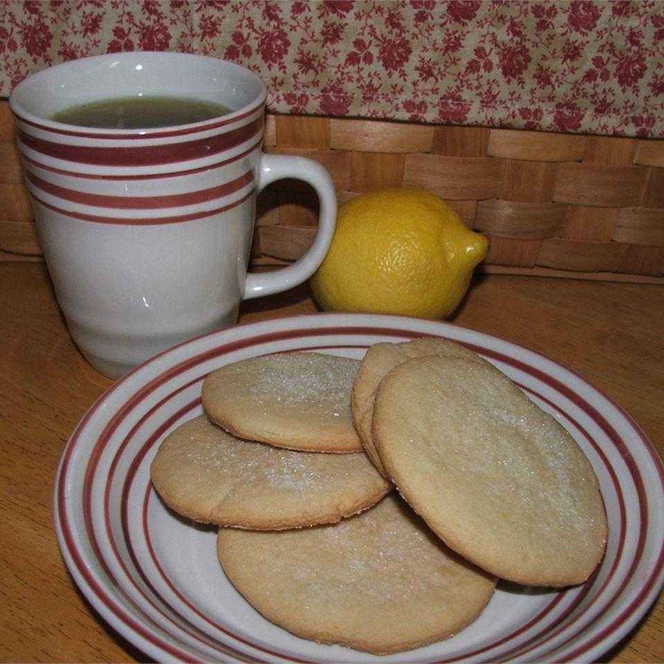 Lemon Biscuits kristileab