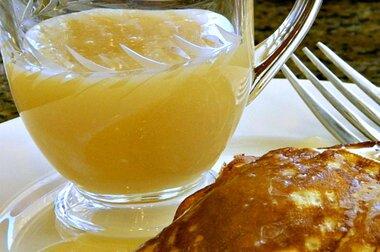 grandmas buttermilk syrup recipe