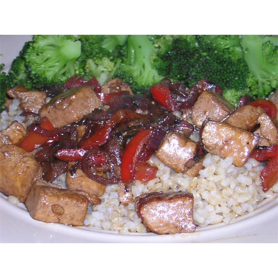 Hot and Spicy Tofu Rob DeKoch