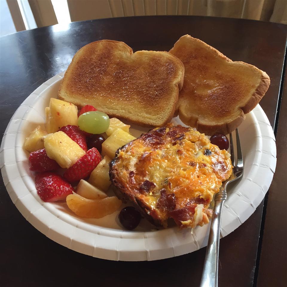 Easter Breakfast Casserole
