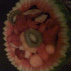 Watermelon Fruit Bowl inounvme
