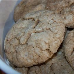 Cinnamon, Spice and Everything Nice Cookies Twins4Us