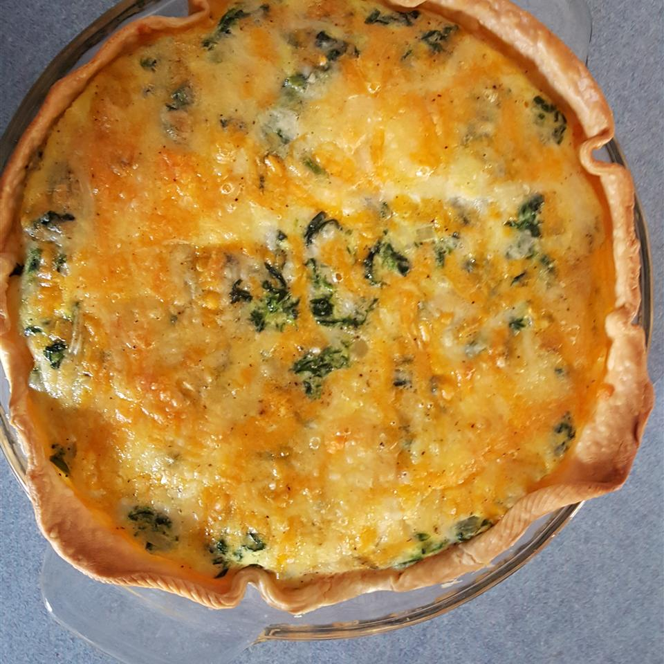 Easy Broccoli Quiche StaceyLCooper