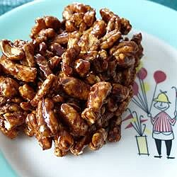 chocolate puffed wheat squares recipe