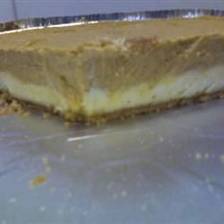 Double Layer Pumpkin Cheesecake Jill C
