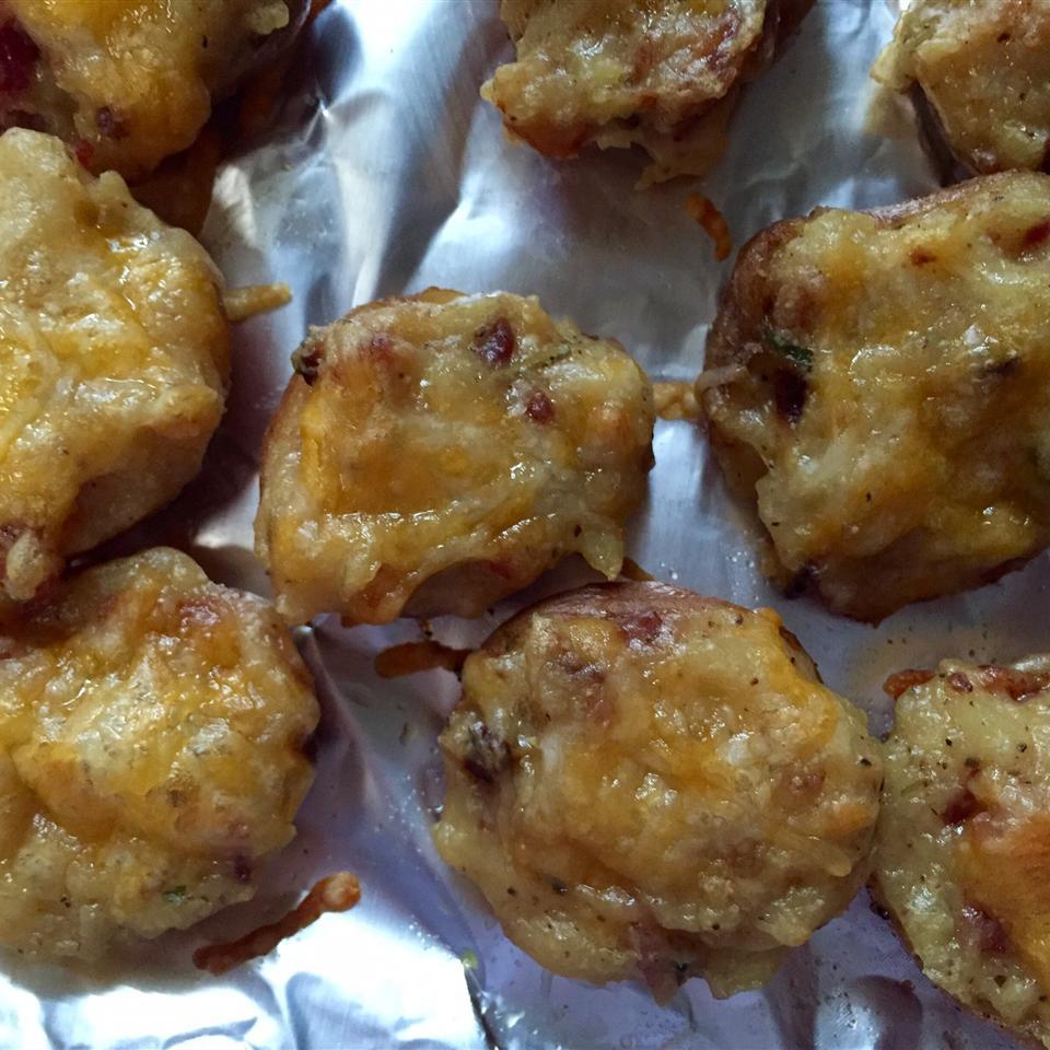 Red Potato Bites Jessica