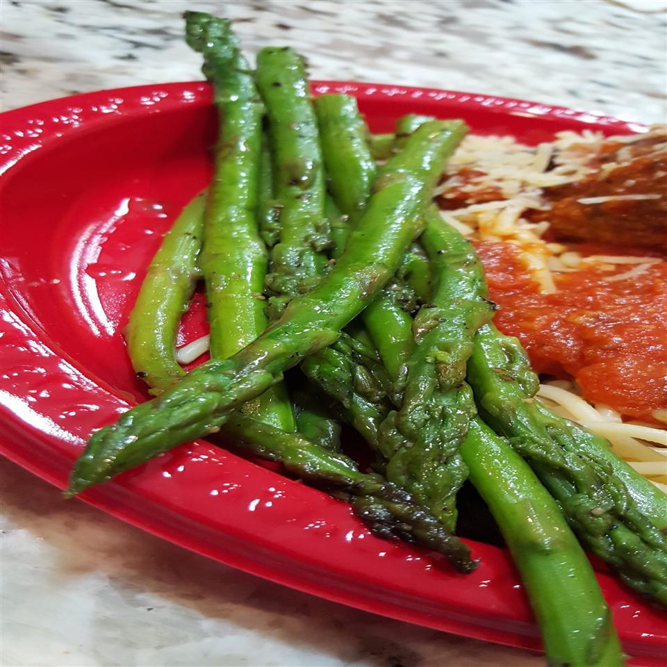 Sauteed Asparagus Spike.STL