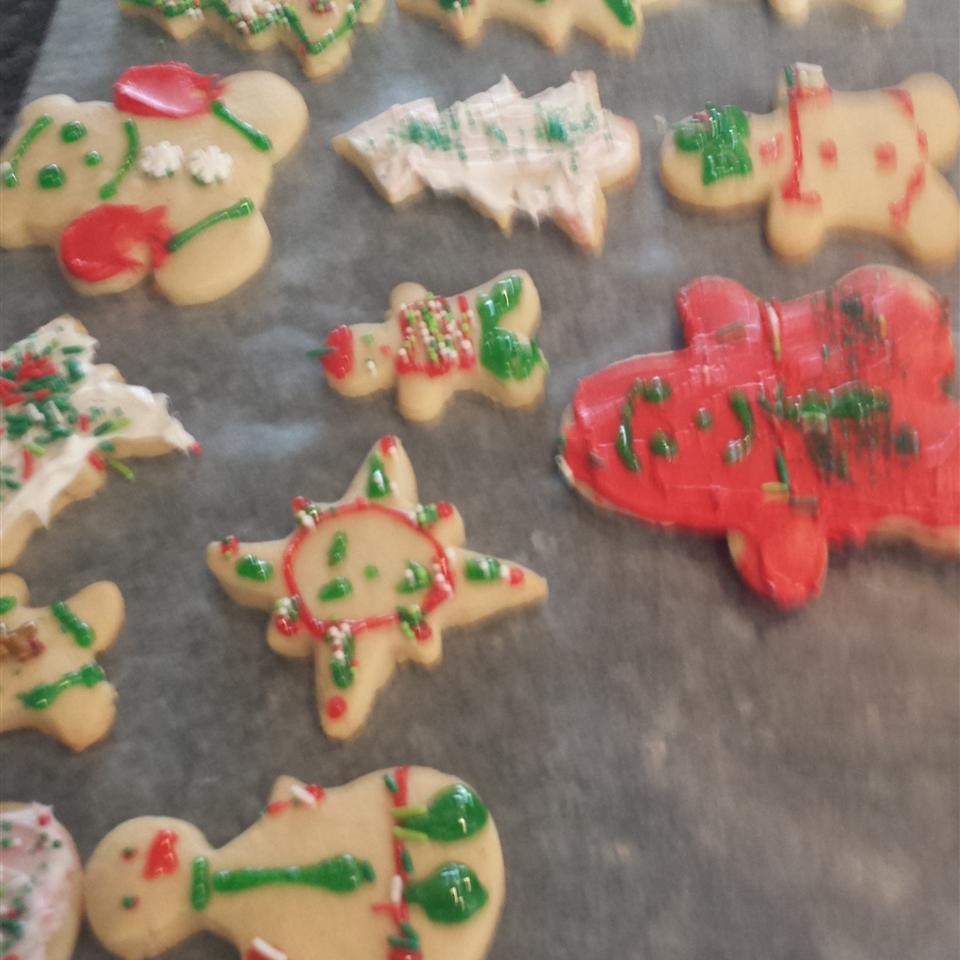 Sandy's Super Sugar Cookies Laura Alvarado