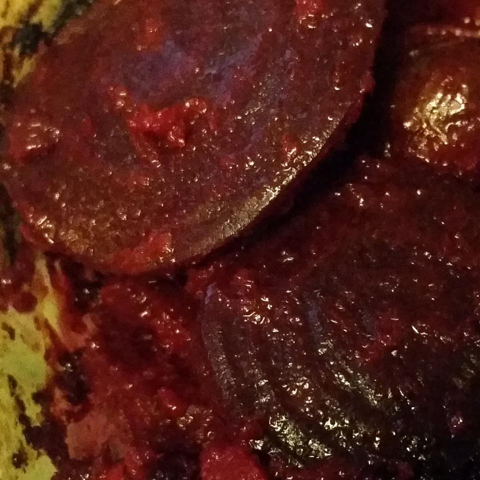 Citrus-Ginger Roasted Beets and Carrots harrywdog