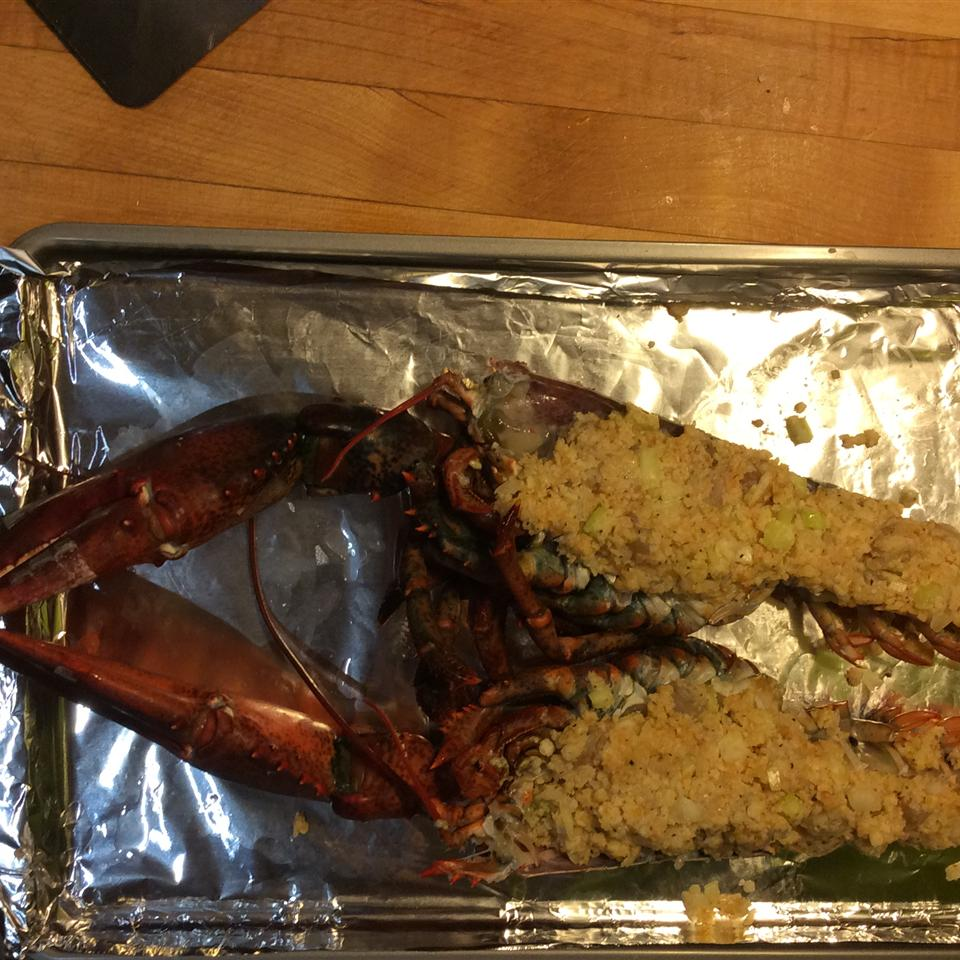 Stuffed Lobster for Two jsgrl