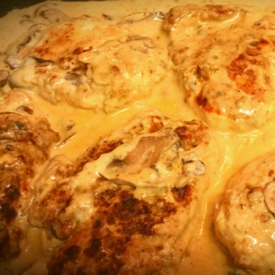 Chicken Mushroom Dijon GPAMommy