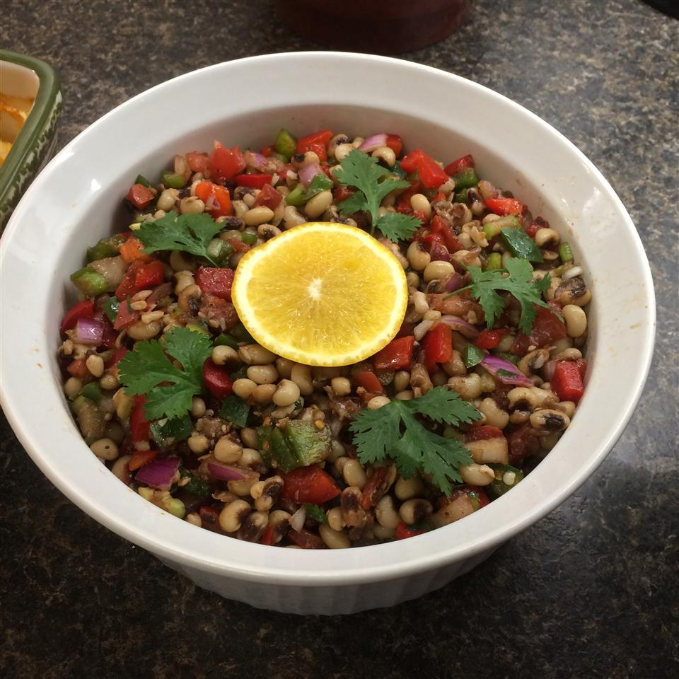 Black-Eyed Pea Salad David Faircloth