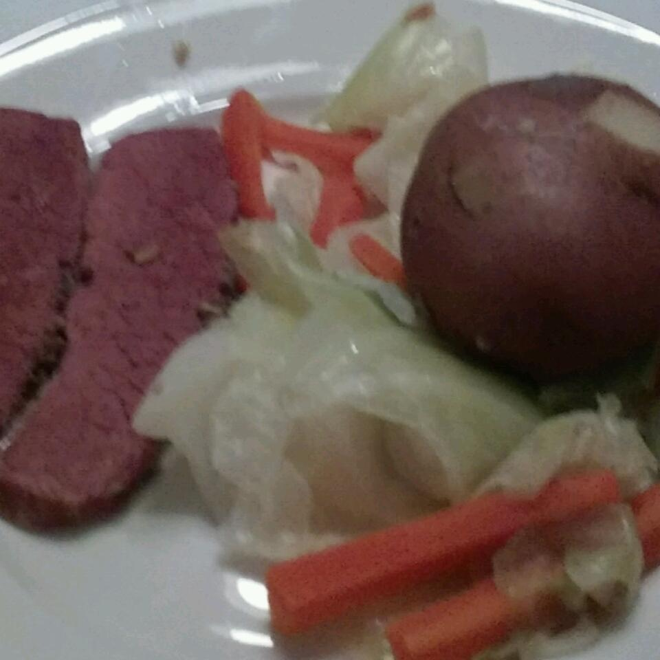 Corned Beef and Cabbage I Neal Fejedelem