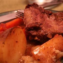 Pot Roast Caribe