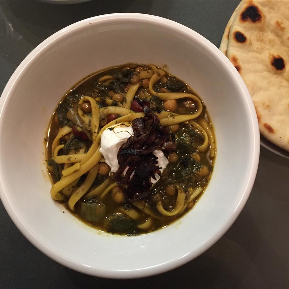 Ash-e Reshteh (Persian Legume Soup)