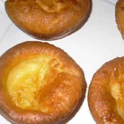 Quick and Easy Yorkshire Pudding Sugar High