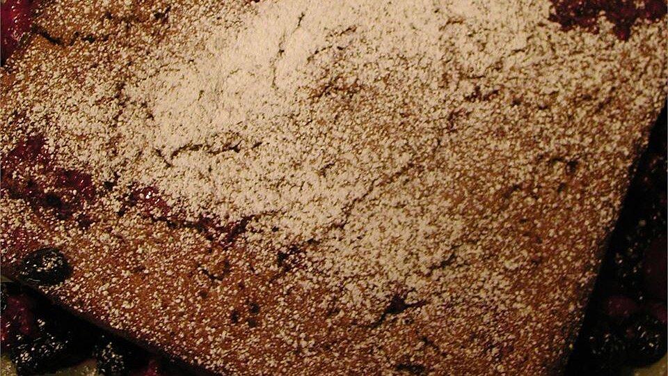 Boiled Raisin Cake II