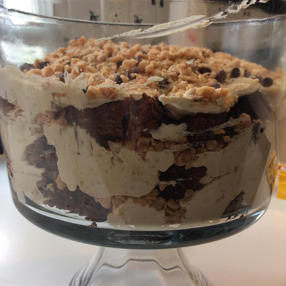 Double Chocolate Mocha Trifle