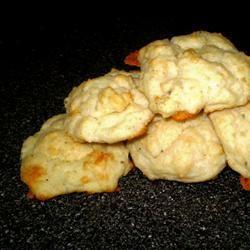 Easy Baking Powder Drop Biscuits miskyn