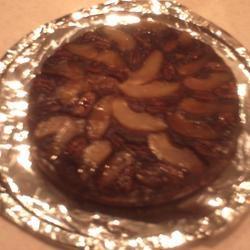 Gingerbread Pear Cake Timberweave