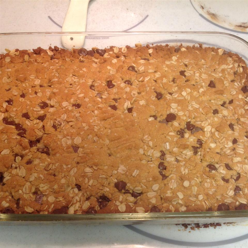Amazing Oatmeal Chocolate Chip Bars Tony Berndt