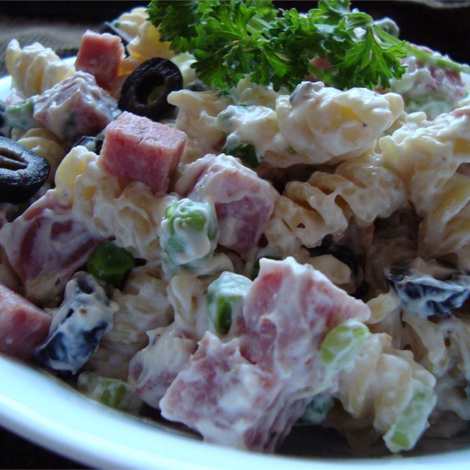 American-Italian Pasta Salad Angela F.