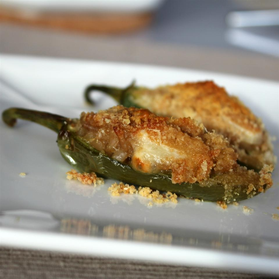 Cheesy Rice Stuffed Jalapeno Poppers Buckwheat Queen