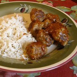 Middle Eastern Cumin Meatballs ~TxCin~ILove2Ck