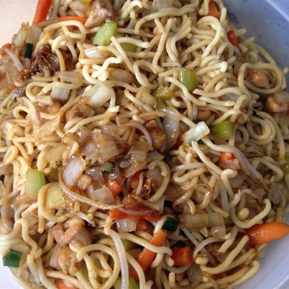 Lo Mein Noodles Samantha Dudley