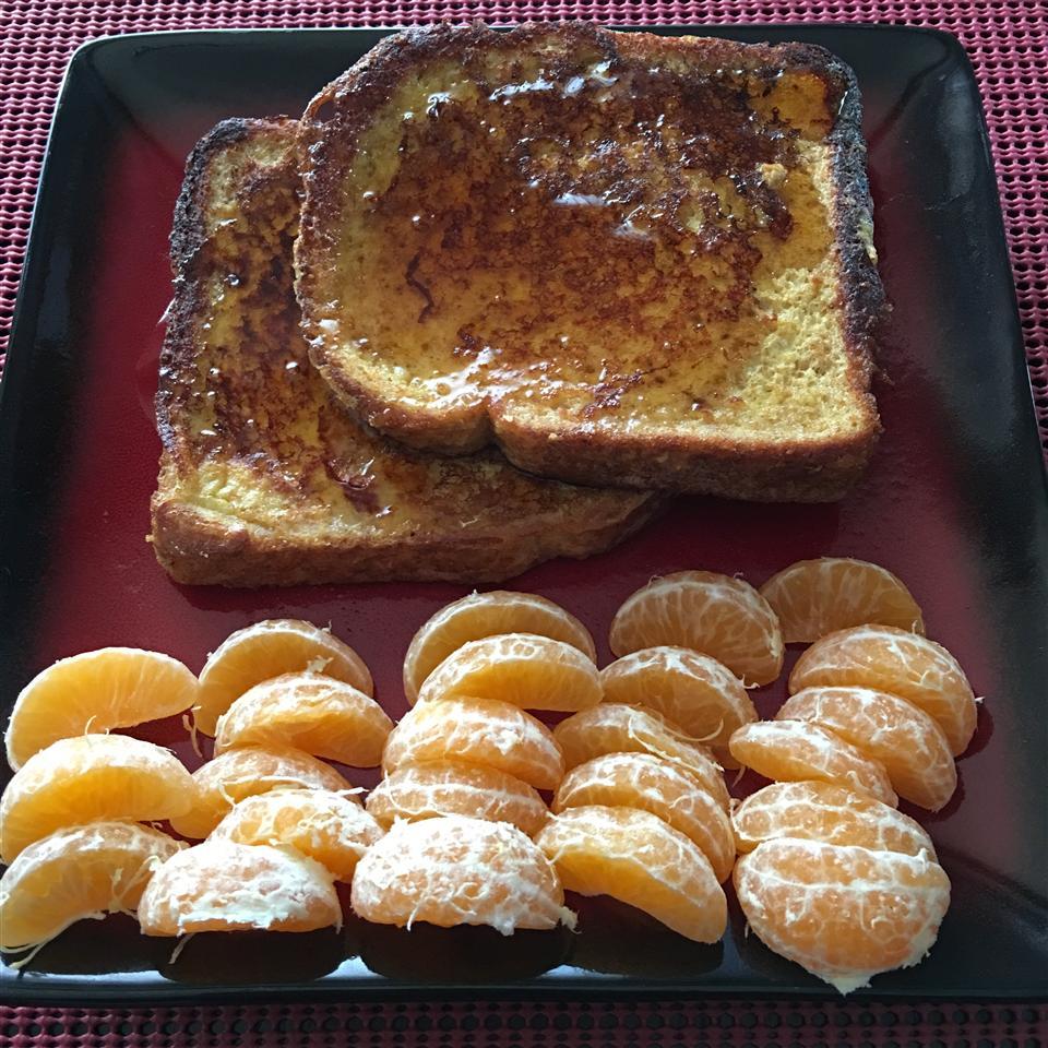 Sweet Potato French Toast Nicholas Francis