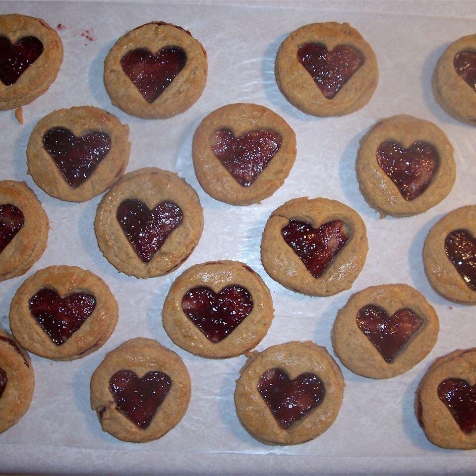 Raspberry Hearts SHELLFLSH