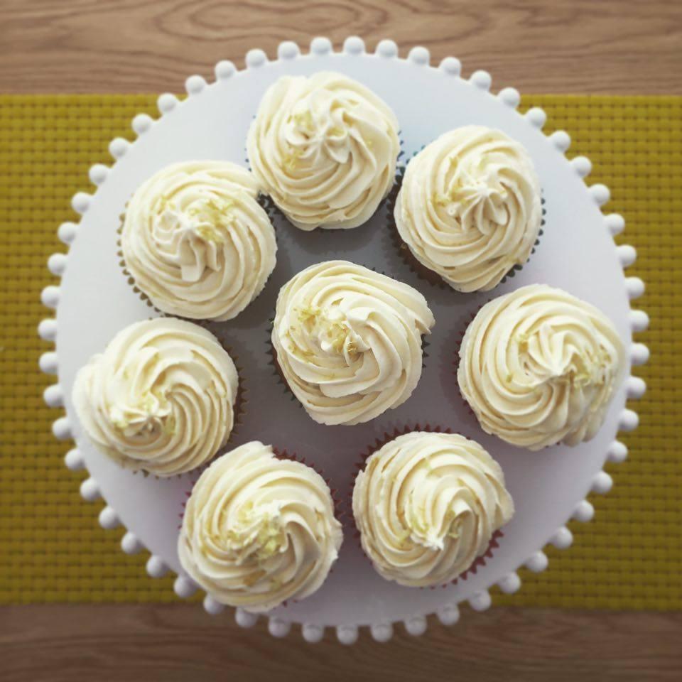 Lemon Cupcakes Jason Nockels