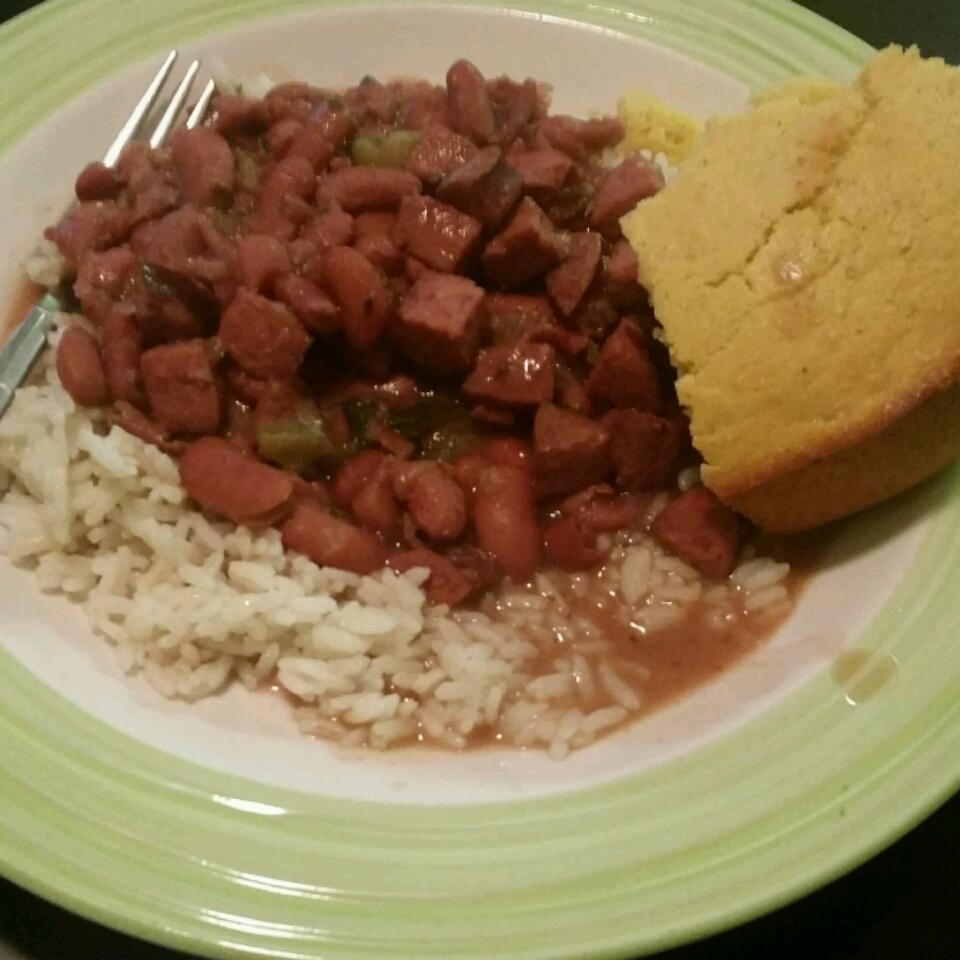 Chef John's Red Beans and Rice Linsey