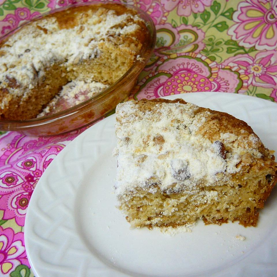 Simple Buttermilk Coffee Cake Molly