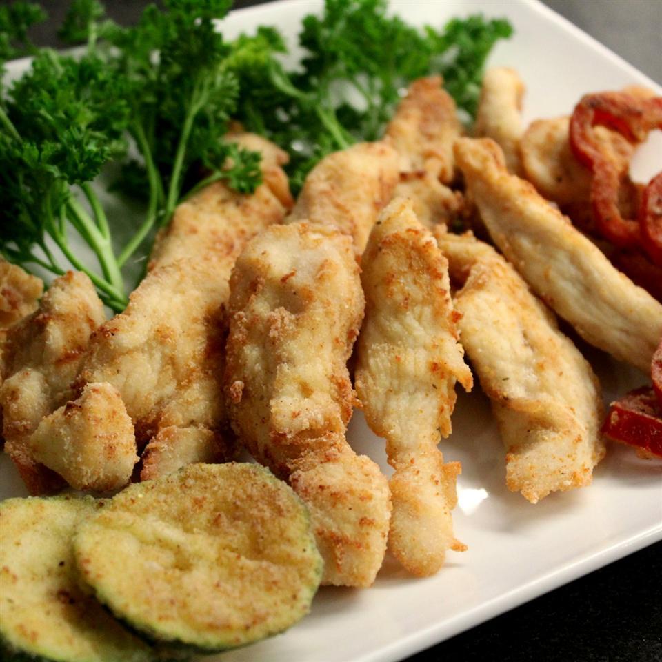 Gluten-Free Fried Chicken JAS