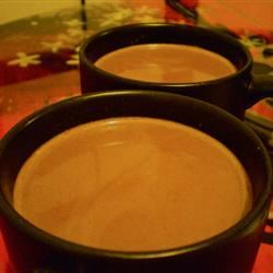 Delicious Vegan Hot Chocolate Mochi Puffs