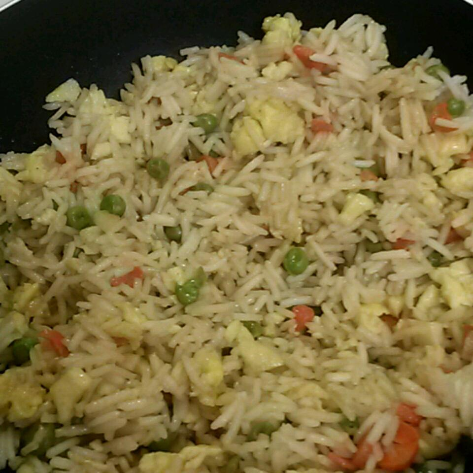 Take Out-Style Fried Rice Fred Enriquez