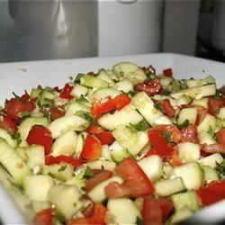 Israeli Salad HmongMama
