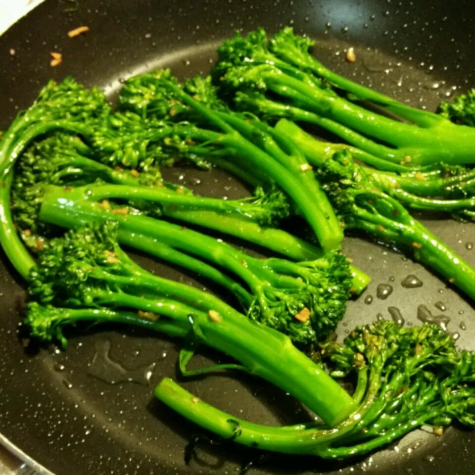 Simple Broccolini thisiswill4
