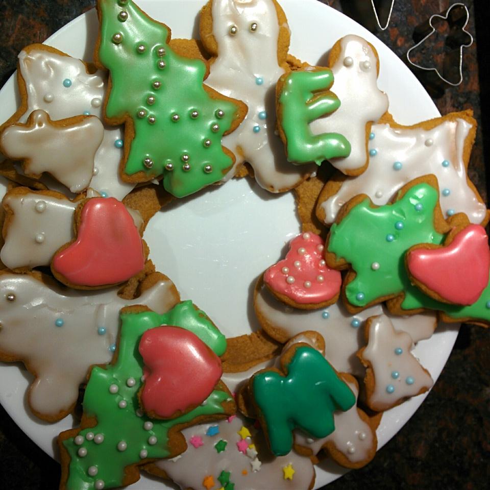 Big Soft Ginger Cookies Yevgeniya Zhenya