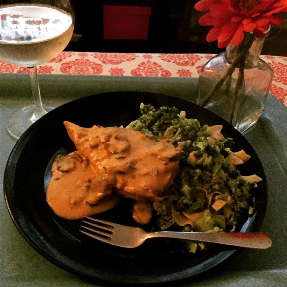 Slow Cooker Chicken Parisienne Tawni Carranza