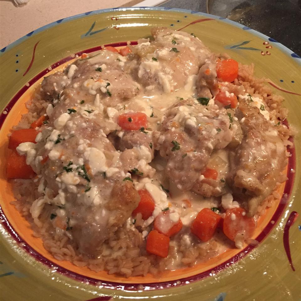 Farmhouse Chicken Dinner Sue Boeding