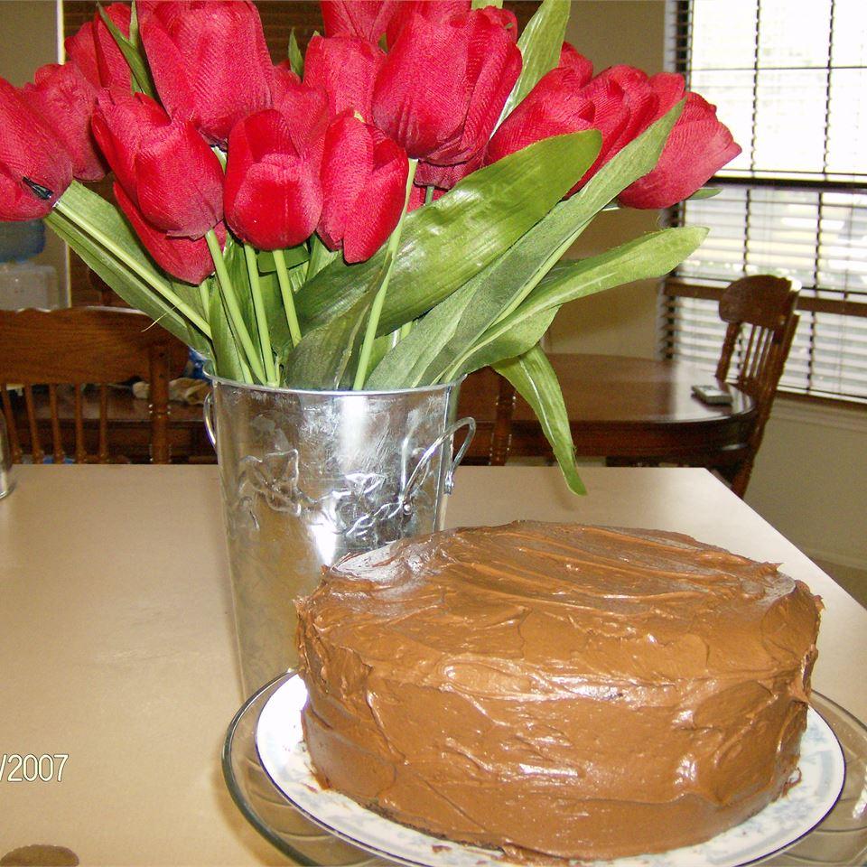 Sour Cream Chocolate Frosting sathena