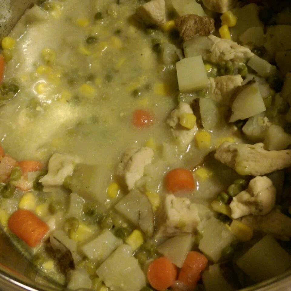 Chicken and Potato Soup M T