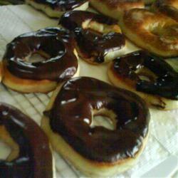 Bread Maker Doughnuts